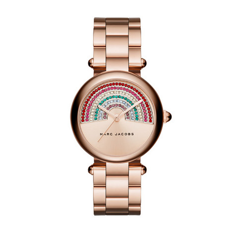 The Dotty Rainbow Watch 34mm, ${color}