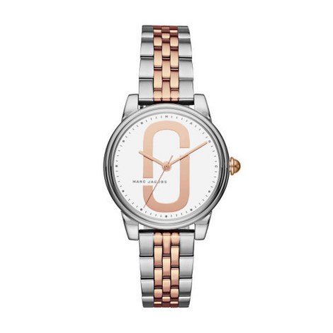 Corie Duo Bracelet Watch 36mm, ${color}