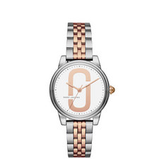Corie Duo Bracelet Watch 36mm