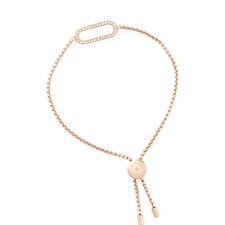Iconic Links Slider Bracelet