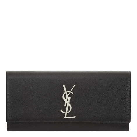 Kate Monogram Clutch, ${color}