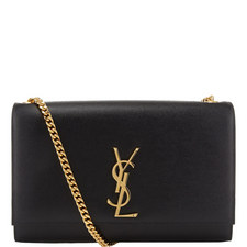 Kate Monogrammed Chain Bag Medium