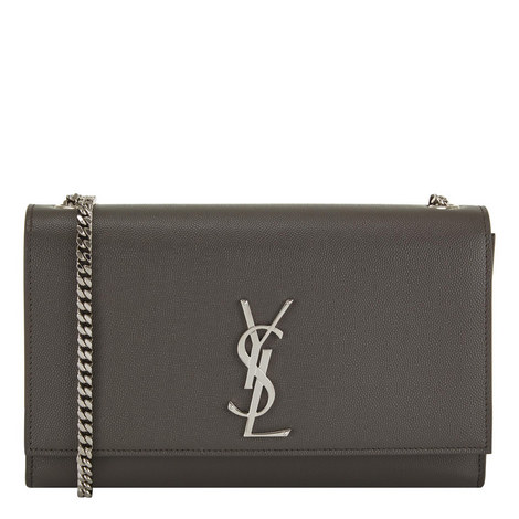 Kate Monogram Satchel Bag Medium, ${color}