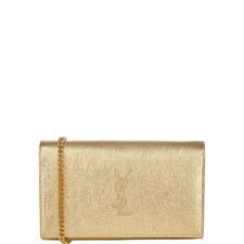 Monogram Chain Wallet Bag