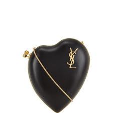 Love Heart Box Bag