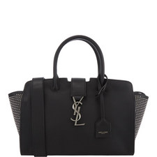 Monogram Studded Cabas Bag