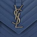 Monogram College Bag Medium, ${color}