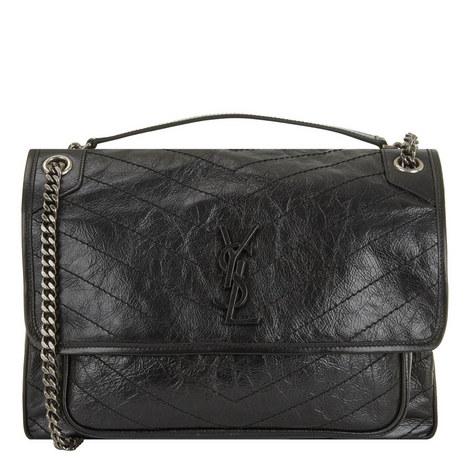 Monogram Niki Shoulder Bag Large, ${color}