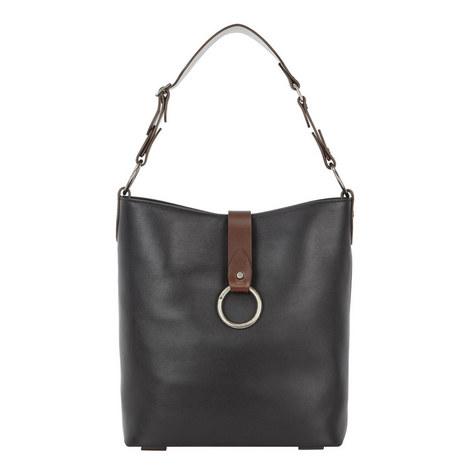 Saharienne Hobo Bag Medium, ${color}