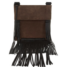 Tanger Fringed Bag