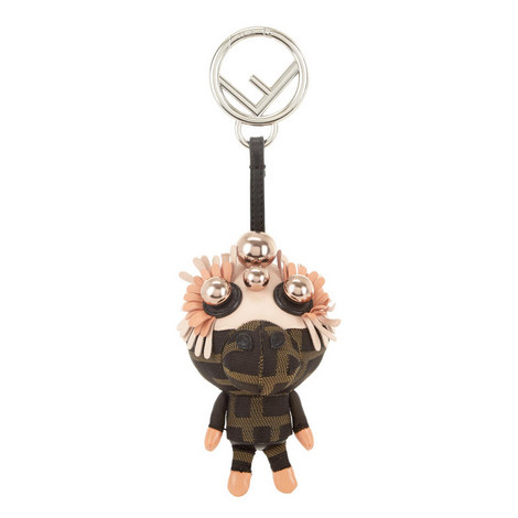 Space Monkey Bag Charm, ${color}