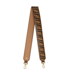 Leather Logo Strap