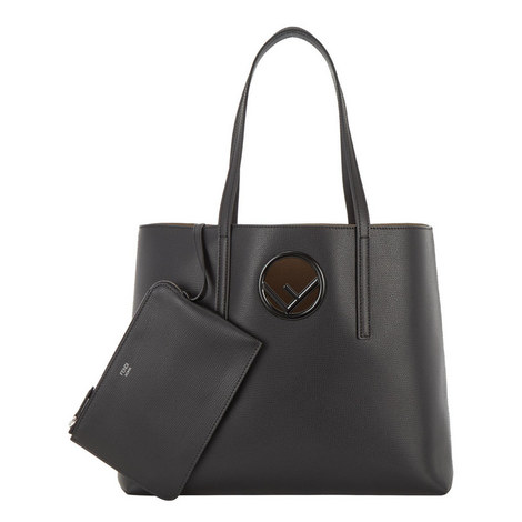 Logo Shopper Bag, ${color}