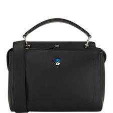 Dotcom Leather Top Zip Bag