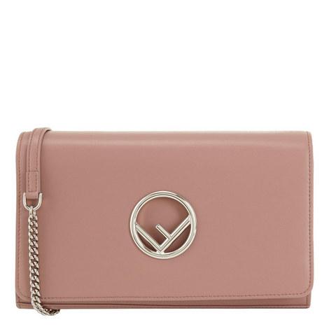 Chain Wallet Bag, ${color}