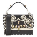 KAN I Pearl Ribbon Shoulder Bag, ${color}