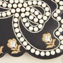 KAN I Pearl Ribbon Shoulder Bag, ${color}