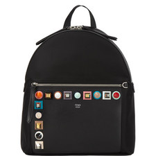 Leather Stud Backpack