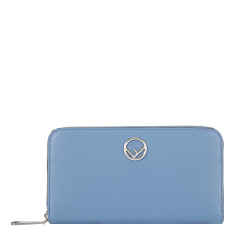 Zip-Around Wallet, ${color}