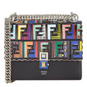 KAN I F Logo Shoulder Bag, ${color}