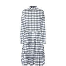 Plaid Flannel Dress