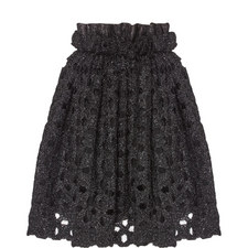 Sparkling Lace Skirt