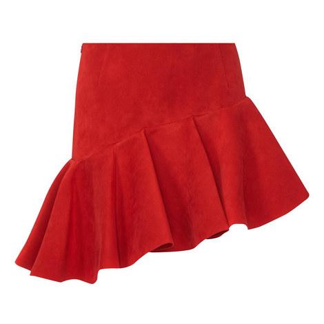 Camargue Ruffle Skirt, ${color}