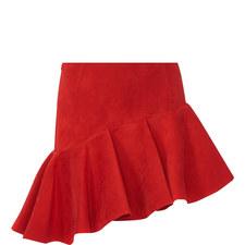 Camargue Ruffle Skirt