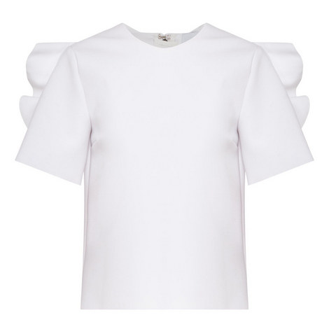 Frill Detail T-Shirt , ${color}