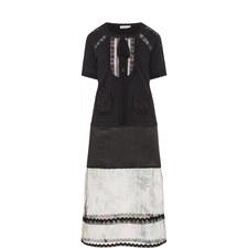 Short Sleeve Sweatshirt Dress