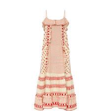 Peeri Sleeveless Swing Dress