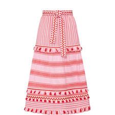 Gael Midi Skirt