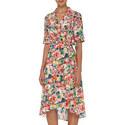 Maple Printed Wrap Dress, ${color}
