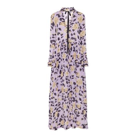 Carlton Georgette Dress, ${color}
