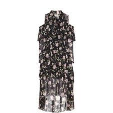 Marion Floral Print Dress