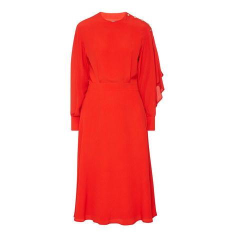 Button Detail Dress, ${color}
