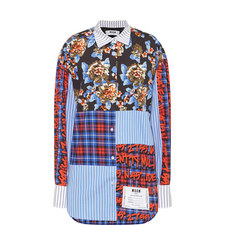 Multi-Check Shirt