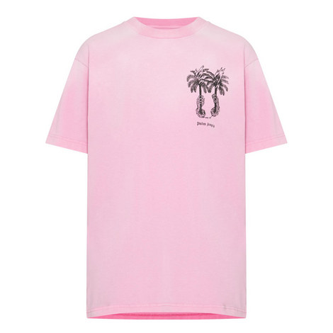 Palm Tree T-Shirt, ${color}