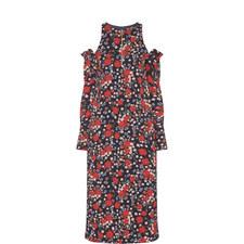 Carmela Cold Shoulder Dress