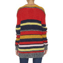 Stripe Mohair Sweater, ${color}