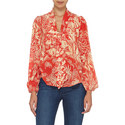 Moss Printed Blouse, ${color}