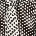 Sadie Star Print Blouse, ${color}