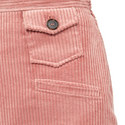 Corduroy Pencil Skirt, ${color}