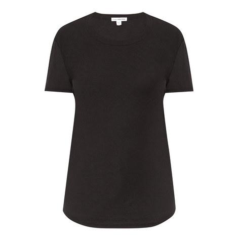 Slub Cotton T-Shirt, ${color}
