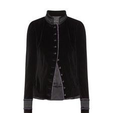 Victorian Velvet Jacket