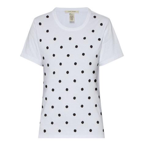 Sequin Dot T-Shirt, ${color}