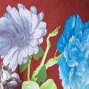 Bahari Floral Print Top, ${color}