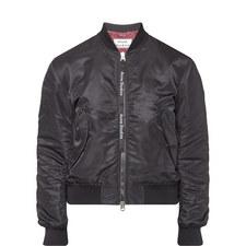 Clea Short Bomber Jacket