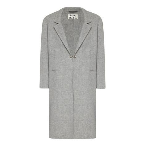 Foin Longline Coat, ${color}