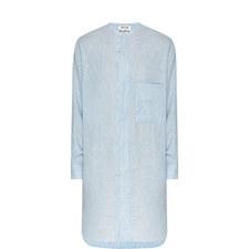 Siva Linen Shirt Dress